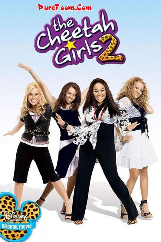 The Cheetah Girls 2 (2006) in Hindi Dubbed Full Movie Free Download Mp4 & 3Gp
