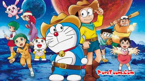 Doraemon and Adventures of Koya Koya Planet in Hindi Dubbed Full Movie free Download Mp4 & 3Gp