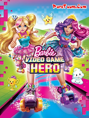 Barbie Video Game Hero (2017) in Hindi Dubbed FULL Movie free Download Mp4 & 3Gp