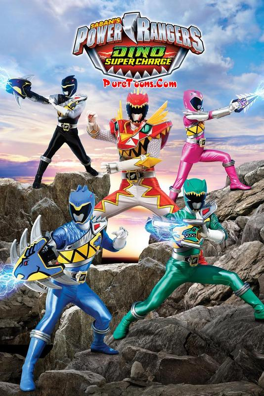 Power Rangers (Season 23) Dino Super Charge in Hindi Dubbed ALL Episodes Free Download Mp4 & 3Gp