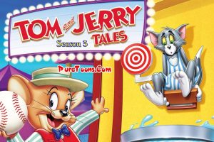 Tom & Jerry Tales Season 3 in Hindi Dubbed ALL Episodes Free Download Mp4 & 3Gp