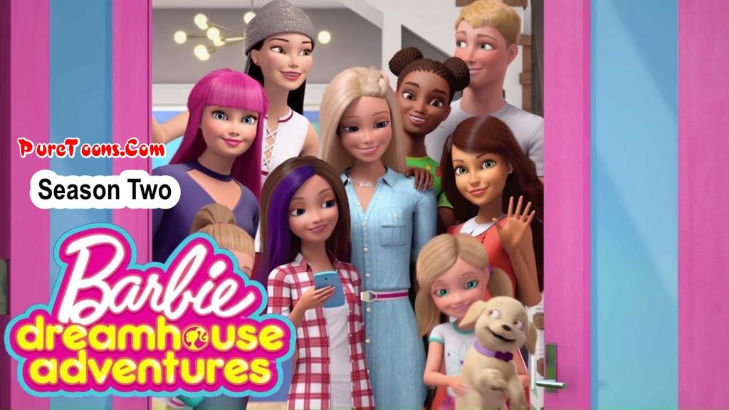 Barbie: Dreamhouse Adventures Season 2 in Hindi Dubbed ALL Episodes Free Download Mp4 & 3Gp