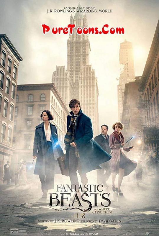 Fantastic Beasts and Where to Find Them (2016) in Hindi Dubbed Full Movie Free Download Mp4 & 3Gp