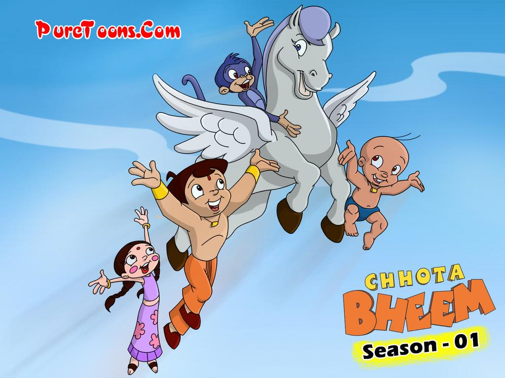 Chhota Bheem Season 1 in Hindi ALL Episodes Free Download Mp4 & 3Gp