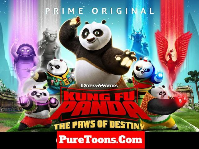 Kung Fu Panda: The Paws of Destiny Season 1 in Hindi Dubbed ALL Episodes Free Download Mp4 & 3Gp