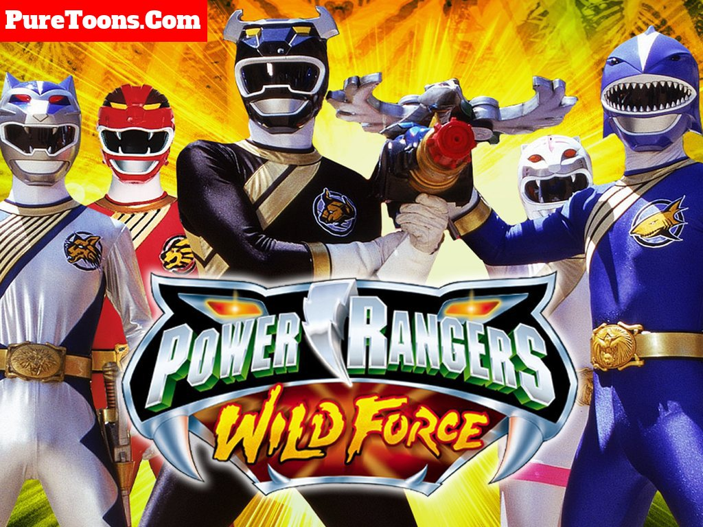 Power Rangers (Season 10) Wild Force in Hindi ALL Episodes Mp4 & 3Gp free Download