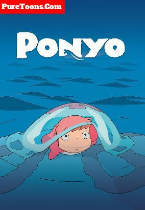 Ponyo (2008) in Hindi Dubbed Full Movie free Download Mp4 & 3Gp