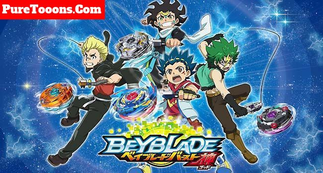 Beyblade Burst in Hindi Dubbed All Episodes Free Download Mp4 & 3Gp