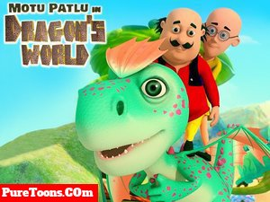 Motu Patlu in Dragon's World Hindi Full Movie free Download Mp4 & 3Gp