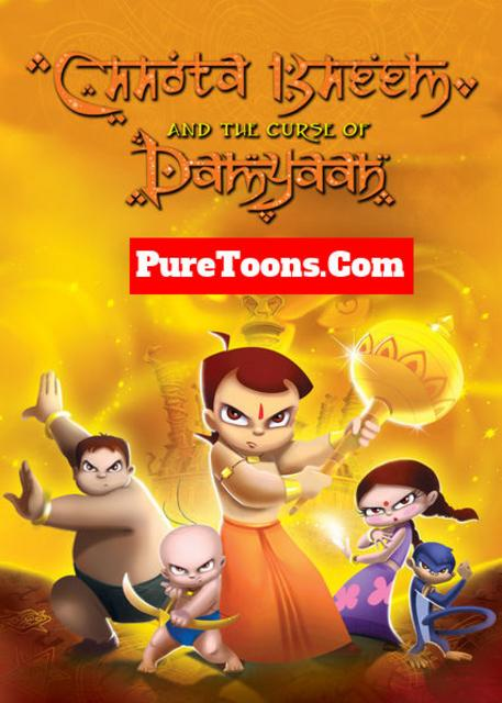 Chhota Bheem and the Curse of Damyaan Hindi full Movie free Download Mp4 & 3Gp