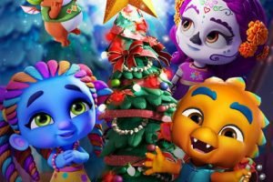 Super Monsters and the Wish Star (2018) in Hindi Full Movie free Download