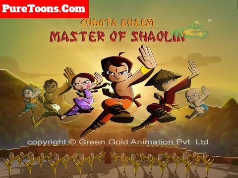 Chhota Bheem Master of Shaolin Hindi full Movie free Download Mp4 & 3Gp