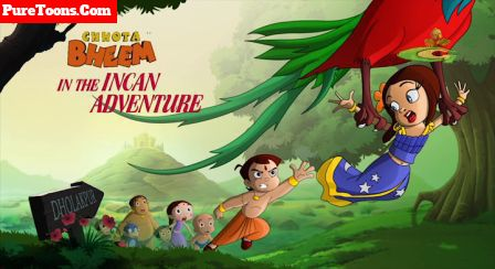 Chhota Bheem in the Incan Adventure in Hindi full Movie free Download Mp4 & 3Gp