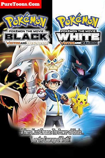 Pokemon (Season 14) Black and White in Hindi All Episodes free Download Mp4 & 3Gp