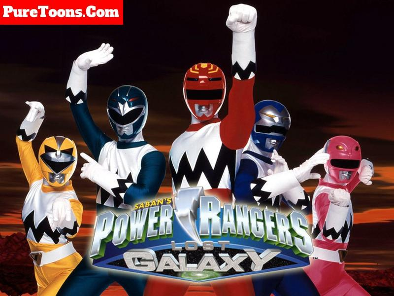 Power Rangers (Season 07) Lost Galaxy  in Hindi All Episodes free Download Mp4 & 3Gp