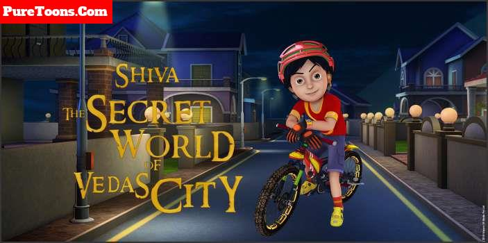 Shiva And The Secret world of Vedas City in Hindi full Movie free Download Mp4 & 3Gp