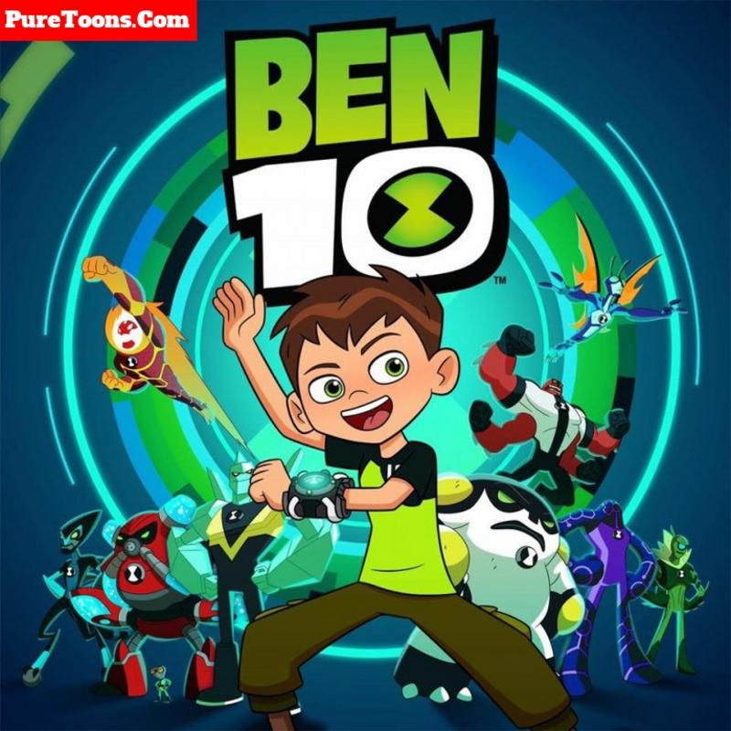 Ben 10 Reboot (2016 TV series) in Hindi All Seasons Episodes free Download Mp4 & 3Gp