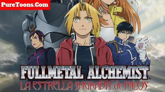 Fullmetal Alchemist: The Sacred Star of Milos (2011) in Hindi full Movie free Download Mp4 & 3Gp
