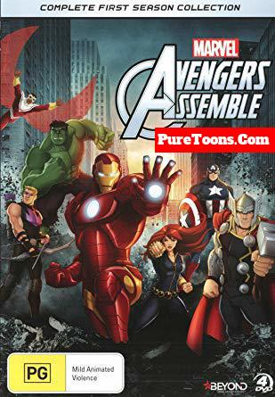 Avengers Assemble Season 1 in Hindi ALL Episodes free Download Mp4 & 3Gp