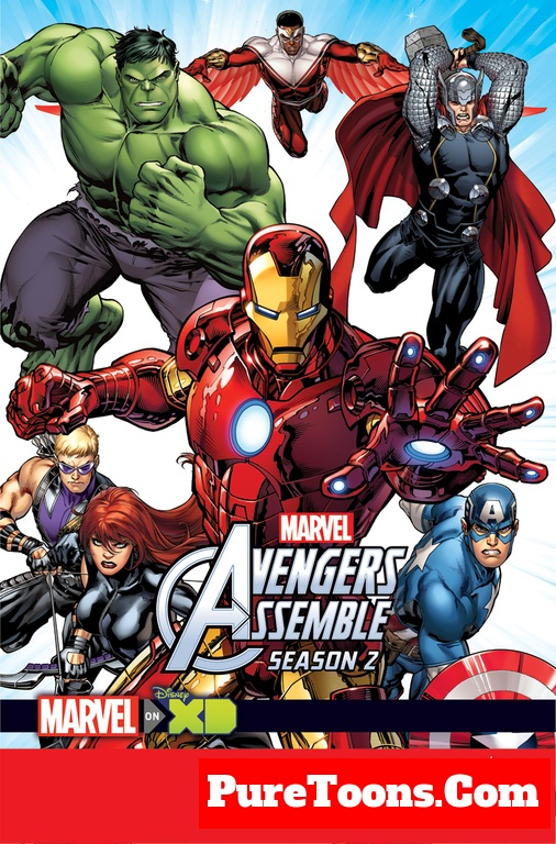 Avengers Assemble Season 2 in Hindi ALL Episodes free Download Mp4 & 3Gp