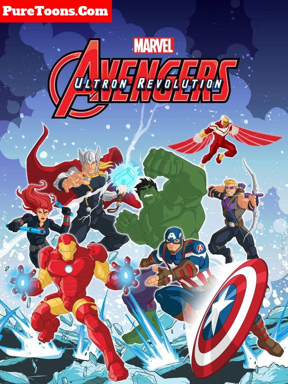 Avengers Assemble Season 3: Ultron Revolution in Hindi ALL Episodes free Download Mp4 & 3Gp