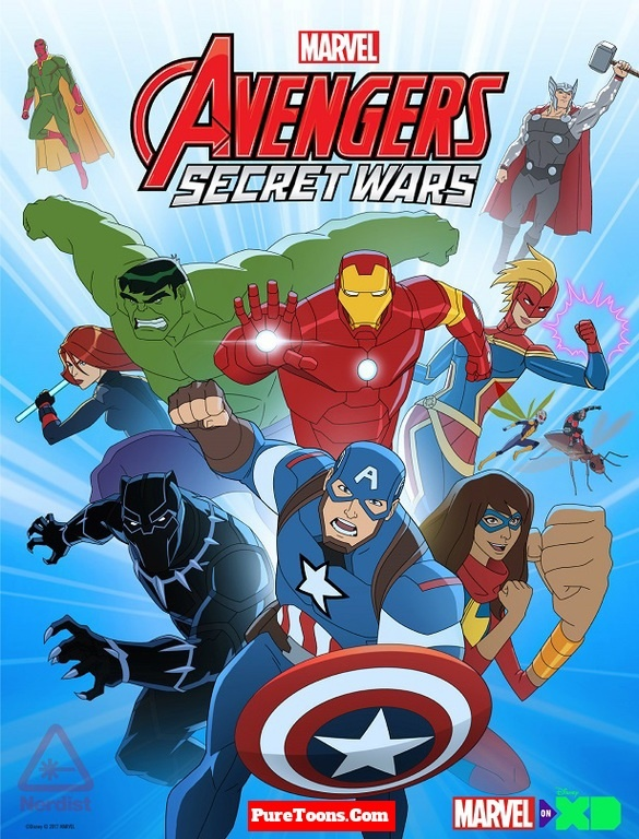 Avengers Assemble Season 4: Secret Wars in Hindi ALL Episodes free Download Mp4 & 3Gp