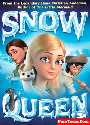 The Snow Queen (2012) in Hindi Full Movie Download 360p and 240p