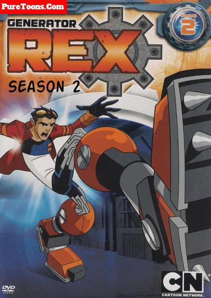Generator Rex Season 2 in Hindi ALL Episodes free Download Mp4 & 3Gp
