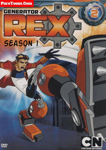 Generator Rex Season 1 in Hindi ALL Episodes free Download Mp4 & 3Gp