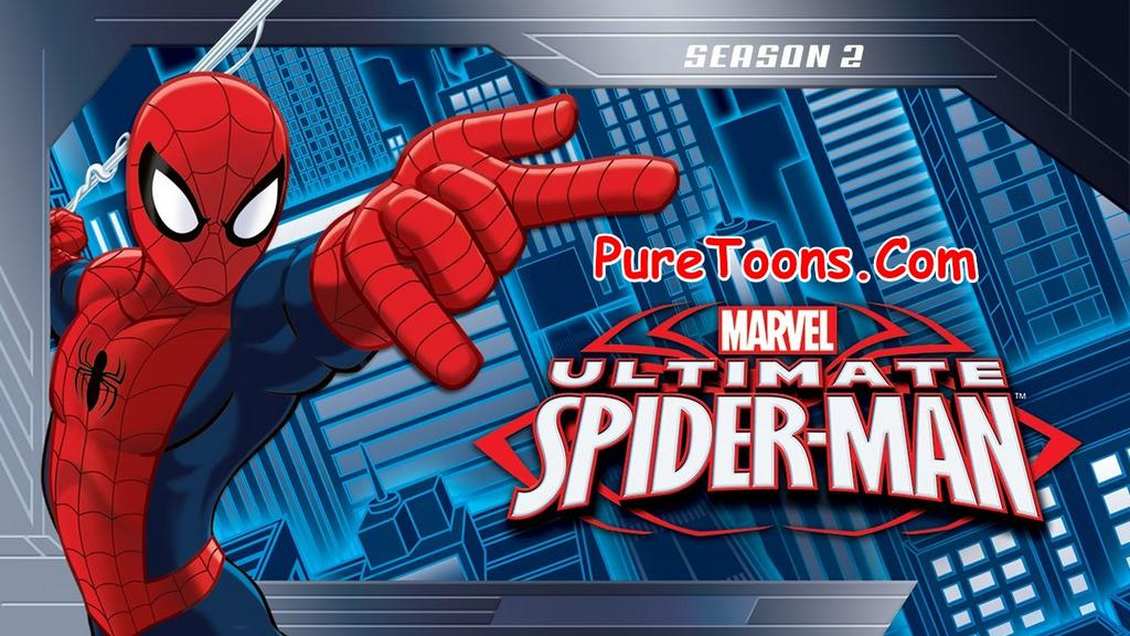 Ultimate Spider-Man Season 2 in Hindi Dubbed ALL Episodes free Download Mp4 & 3Gp