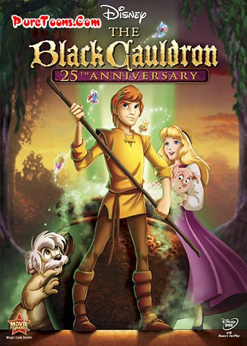 The Black Cauldron (1985) in Hindi Dubbed Full Movie Free Download Mp4 & 3Gp