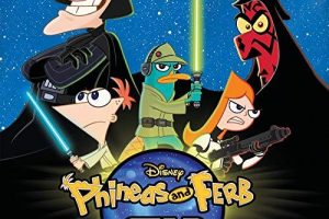 Phineas and Ferb: Star Wars in Hindi Dubbed Full Special Episode Free Download