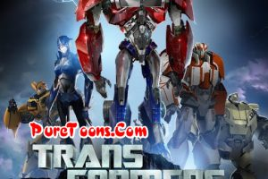 Transformers: Prime Season 2 in Hindi Dubbed ALL Episodes Free Download