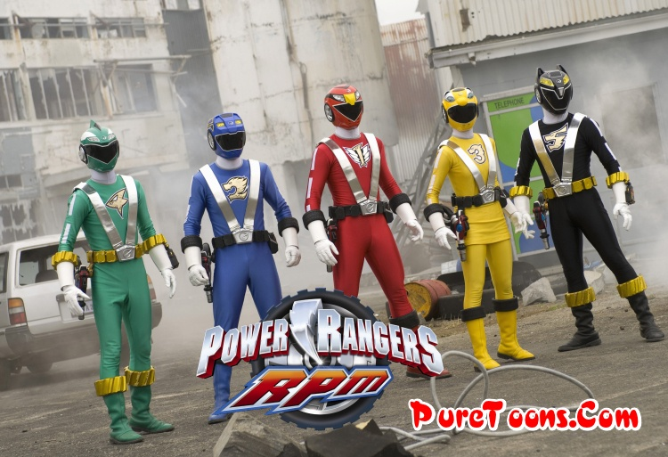 Power Rangers (Season 17) RPM in Hindi Dubbed ALL Episodes Free Download Mp4 & 3Gp