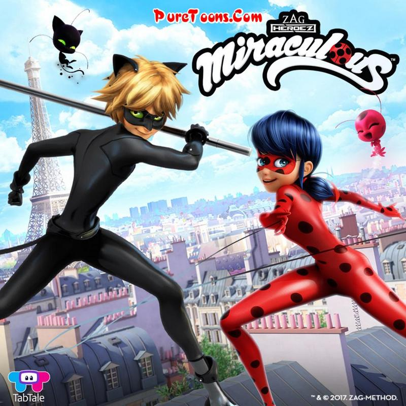 Miraculous: Tales of Ladybug & Cat Noir Season 1 in Hindi Dubbed ALL Episodes Free Download Mp4 & 3Gp