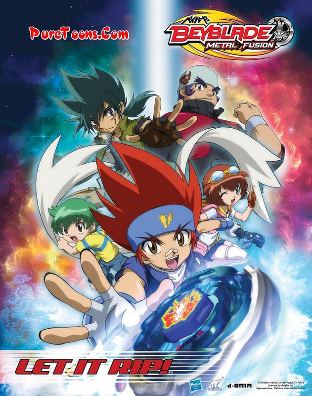 Beyblade: Metal Fusion in Hindi ALL Episodes Free Download ...
