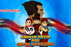 Chhota Hatim and Seven Monsters in Hindi Full Movie Free Download