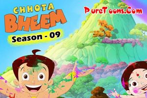 Chhota Bheem Season 9 in Hindi ALL Episodes Free Download