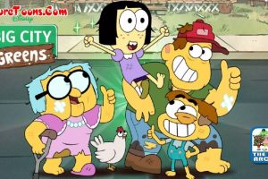 Big City Greens in Hindi Dubbed ALL Episodes Free Download
