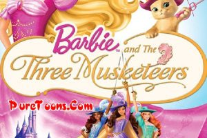 Barbie and the Three Musketeers in Hindi Dubbed Full Movie Free Download