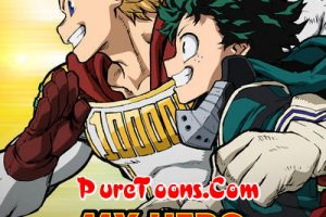 My Hero Academia Hindi Subbed ALL Season Episodes Free Download