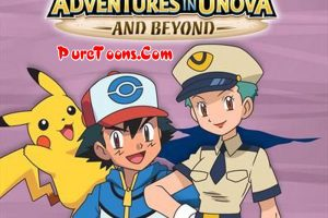 Pokemon Season 16 Black & White: Adventures in Unova in English Dubbed ALL Episodes free Download