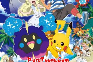 Pokemon (Season 21) Sun & Moon - Ultra Adventures in English Dubbed ALL Episodes free Download