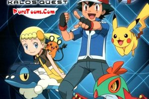 Pokemon (Season 18) XY Kalos Quest in English Dubbed ALL Episodes free Download