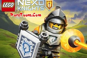 LEGO Nexo Knights in Hindi Dubbed ALL Episodes Free Download