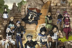 Black Clover Hindi Subbed ALL Season Episodes Free Download