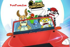 Honey Bunny The Time Travellers in Hindi Full Movie Free Download