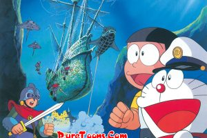 Doraemon The Movie: Underwater Adventure (1983) in Hindi Dubbed Free Download