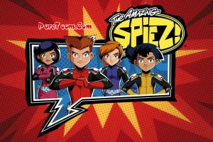 The Amazing Spiez! in Hindi Dubbed ALL Episodes Free Download