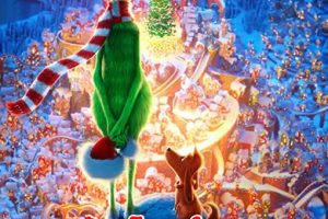 The Grinch (2018) in Hindi Dubbed Full Movie Free Download